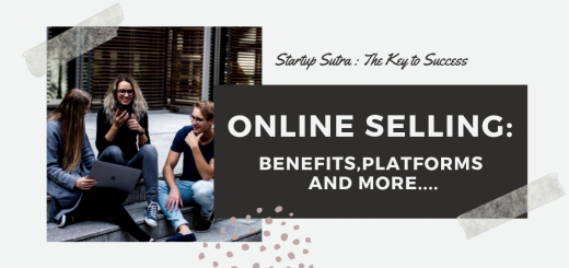 Online Selling: Benefits, Platforms and more | Startup Sutra