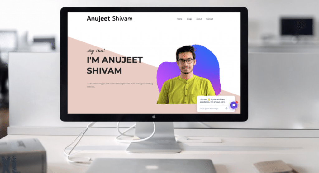 Web Designing | Anujeet Shivam | Startup Sutra | Business Ideas