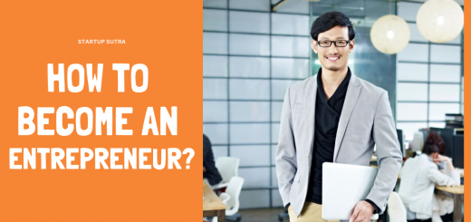 How to become an Entrepreneur? - Startup Sutra