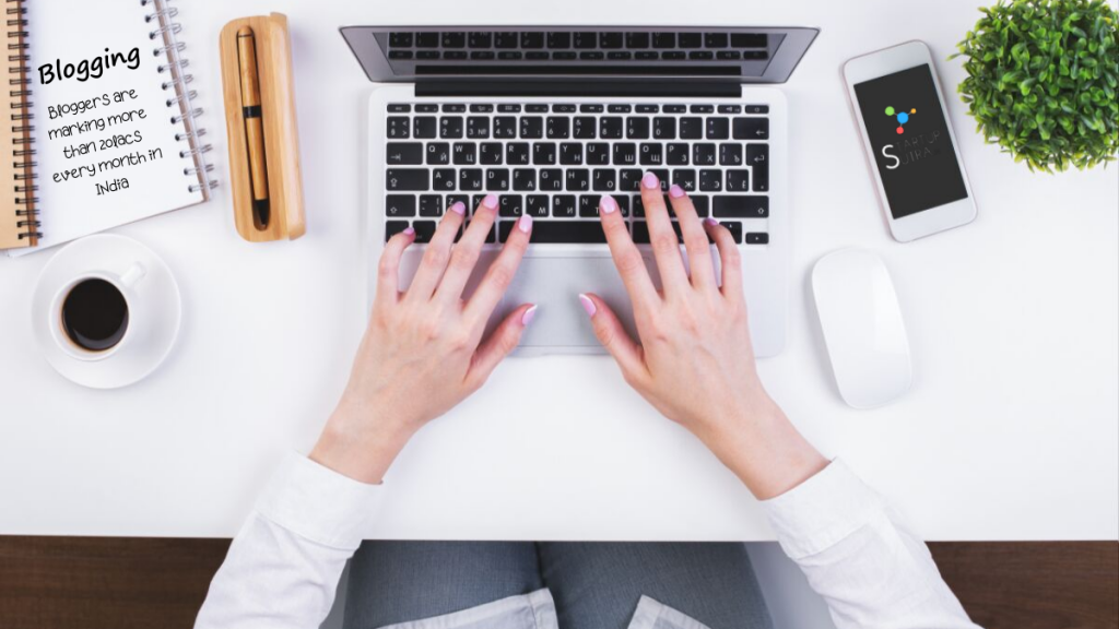 Blogging   Business ideas for women in India 2019