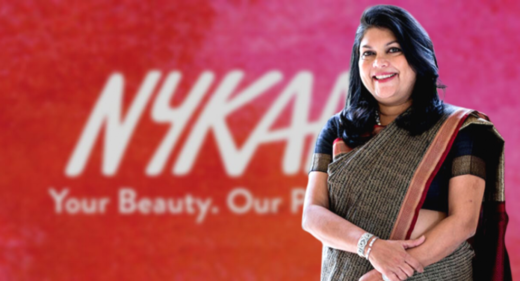 Falguni Nayar - Founder of Nykaa | Most Successful Women Entrepreneurs in India [2019] | Startup Sutra