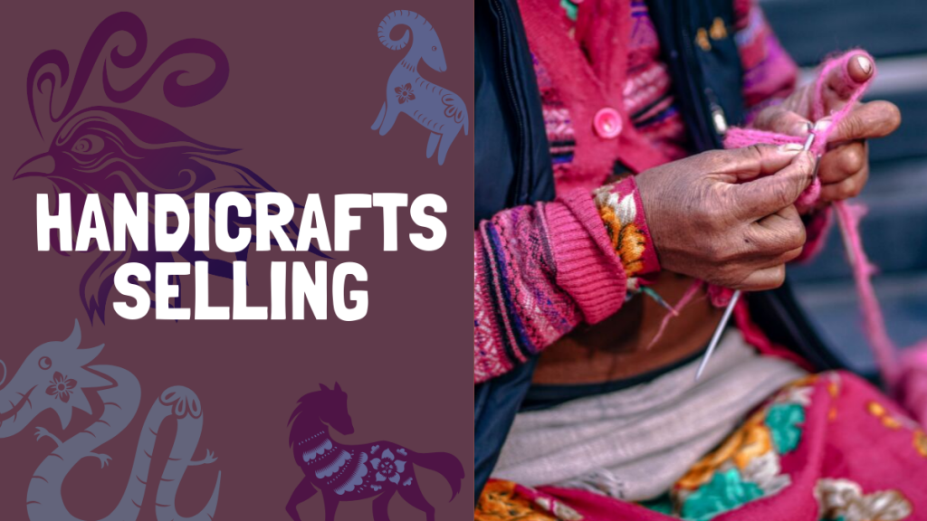 Handicrafts   17+ Business ideas for women in India