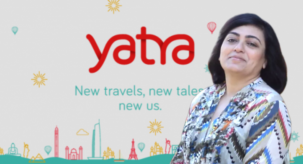 Sabina Chopra - Co-Founder in Yatra | Most Successful Women Entrepreneurs in India [2019] | Startup Sutra