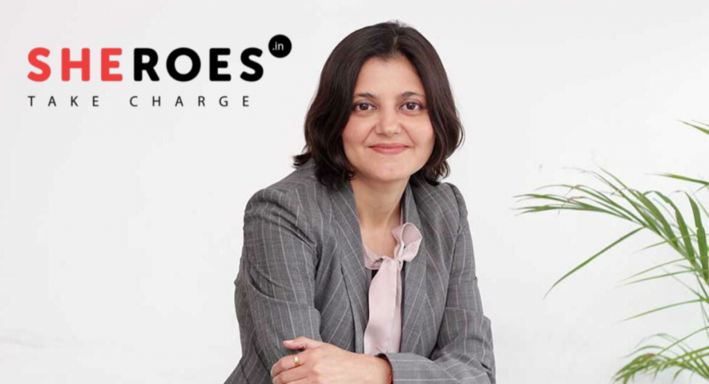 Sairee Chahal - Founder of Sheroes | Most Successful Women Entrepreneurs in India [2019] | Startup Sutra