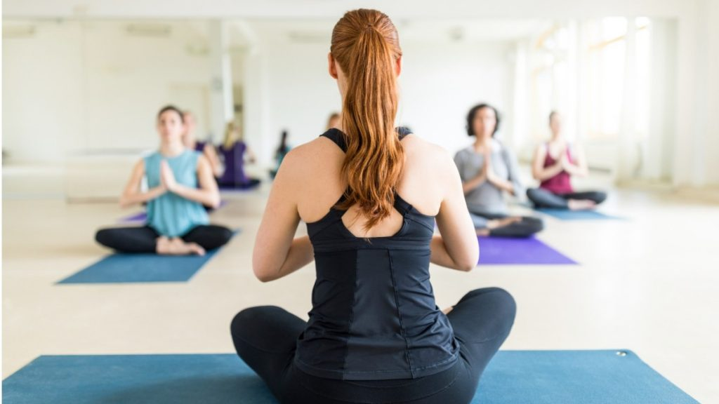 Yoga Instructor   17+ Business ideas for women in India   Startup Sutra