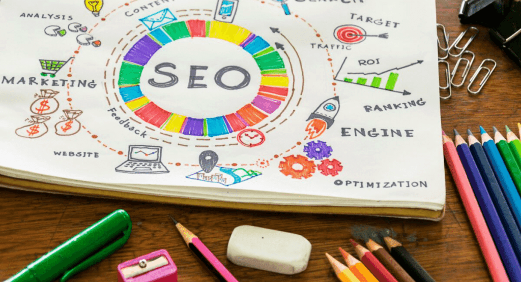SEO, Search Engine Optimisation, Earn Money Online, Infographic