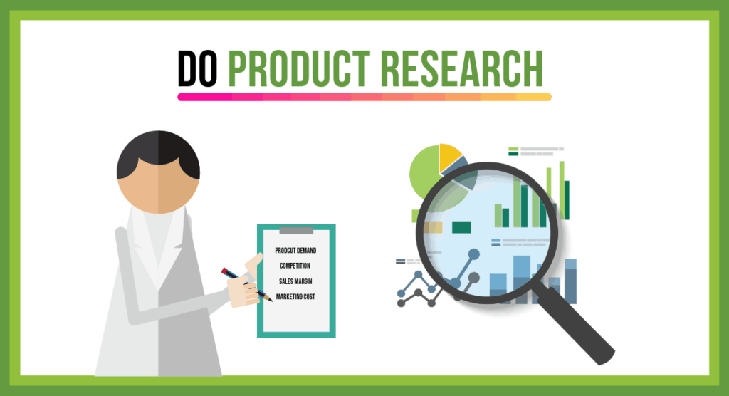 Do Products Research | How to Start a Dropshipping Business