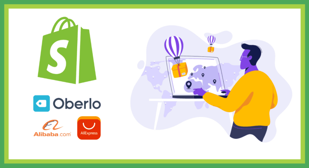Shopify | Oberlo | Alibaba | Aliexpress | Dropshipping | Business | Online Business | ECOMMERCE BUSINESS | How to Start a Drop Shipping Business in India