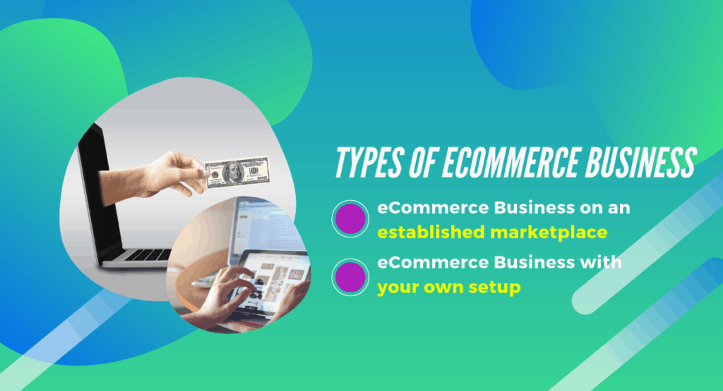 Types of eCommerce Businesses | How to Start eCommerce Business in India [Beginners Guide]